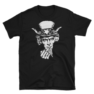 """The Cooters """"Work For The Gooch"""" Double Sided T-Shirt"""